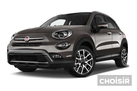 fiat 500x 2 0 multijet 140 ch 4x4 cross prix consommation caract ristiques. Black Bedroom Furniture Sets. Home Design Ideas