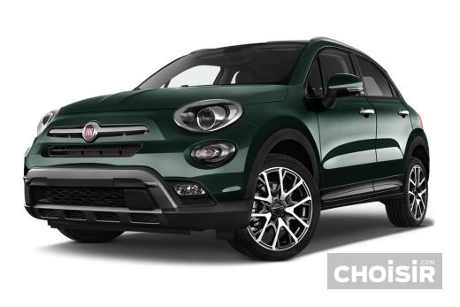 fiat 500x 1 3 multijet 95 ch lounge prix consommation caract ristiques. Black Bedroom Furniture Sets. Home Design Ideas