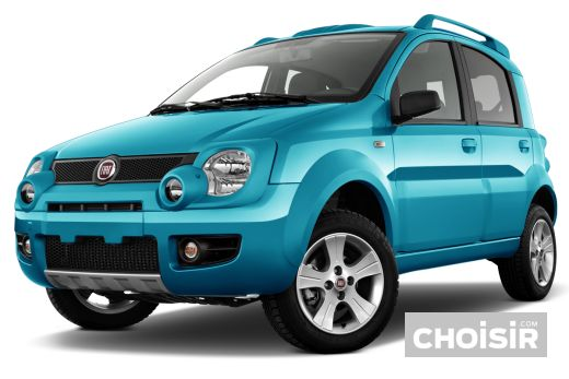 fiat panda 4x4 1 2 8v collezione prix consommation caract ristiques. Black Bedroom Furniture Sets. Home Design Ideas