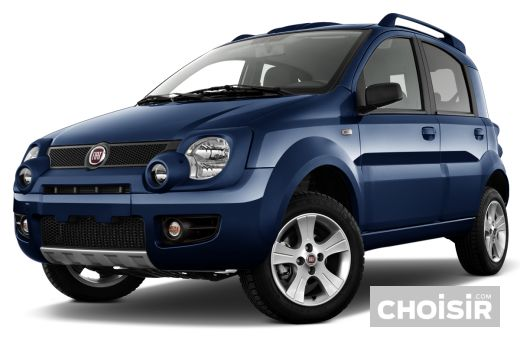 fiat panda cross 4x4 1 3 multijet 16v 75 ch dpf prix consommation caract ristiques choisir. Black Bedroom Furniture Sets. Home Design Ideas