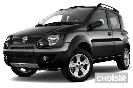 fiat panda 4x4 1 3 multijet 16v prix consommation caract ristiques. Black Bedroom Furniture Sets. Home Design Ideas