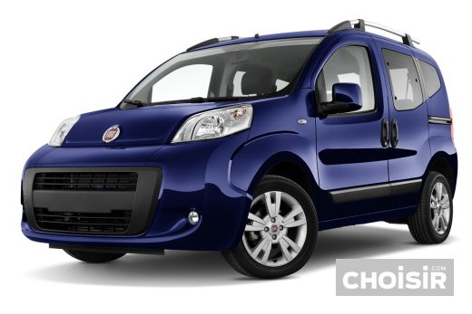 fiat qubo 1 3 multijet 75 dynamic prix consommation caract ristiques. Black Bedroom Furniture Sets. Home Design Ideas