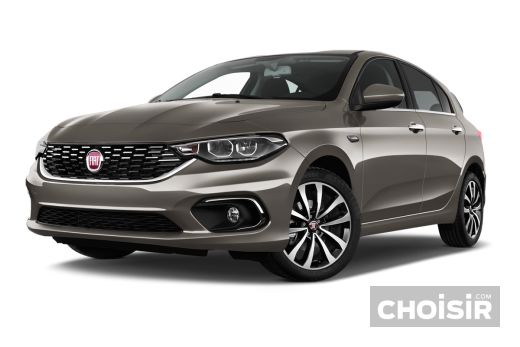 fiat tipo 5 portes 1 4 t jet 120 ch start stop easy prix consommation caract ristiques. Black Bedroom Furniture Sets. Home Design Ideas