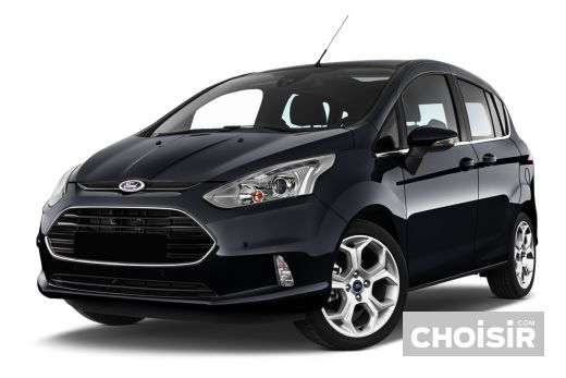 ford b max 1 0 ecoboost 125 s s titanium prix consommation caract ristiques. Black Bedroom Furniture Sets. Home Design Ideas