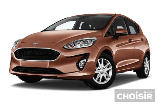 ford fiesta 1 0 ecoboost 100 edition powershift a prix consommation caract ristiques. Black Bedroom Furniture Sets. Home Design Ideas