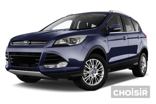 ford kuga 2 0 tdci 120 s s 4x2 titanium prix consommation caract ristiques. Black Bedroom Furniture Sets. Home Design Ideas