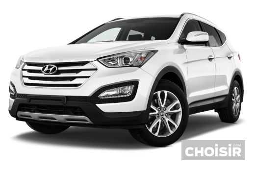 hyundai santa fe 2 2 crdi 197 4wd pack premium limited 7pl prix consommation. Black Bedroom Furniture Sets. Home Design Ideas