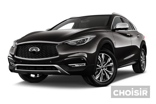 infiniti qx30 awd 7dct premium tech prix consommation caract ristiques. Black Bedroom Furniture Sets. Home Design Ideas