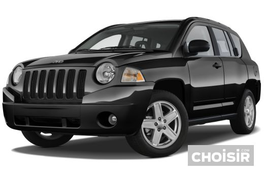 jeep compass 2 0 crd rallye prix consommation caract ristiques. Black Bedroom Furniture Sets. Home Design Ideas