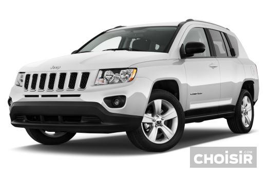 jeep compass 2 2 crd 136 4x2 limited prix consommation caract ristiques. Black Bedroom Furniture Sets. Home Design Ideas
