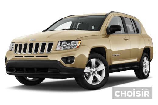 jeep compass 2 2 crd 163 4x4 limited prix consommation caract ristiques. Black Bedroom Furniture Sets. Home Design Ideas