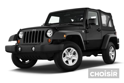 jeep wrangler 2 8 crd 200 sahara a prix consommation caract ristiques. Black Bedroom Furniture Sets. Home Design Ideas