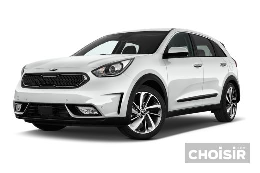 kia niro hybrid 1 6 gdi 105 ch electrique 43 5 ch dct6 motion prix consommation. Black Bedroom Furniture Sets. Home Design Ideas