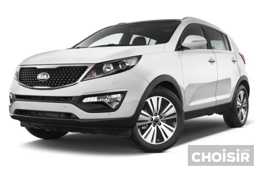 kia sportage 1 6 gdi 135 isg 4x2 style prix consommation caract ristiques. Black Bedroom Furniture Sets. Home Design Ideas