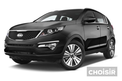 kia sportage 1 6 gdi 135 isg 4x2 active prix consommation caract ristiques. Black Bedroom Furniture Sets. Home Design Ideas