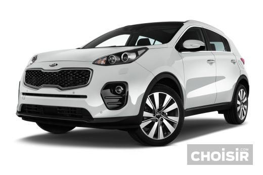 kia sportage 1 6 gdi 132 isg 4x2 active prix consommation caract ristiques. Black Bedroom Furniture Sets. Home Design Ideas