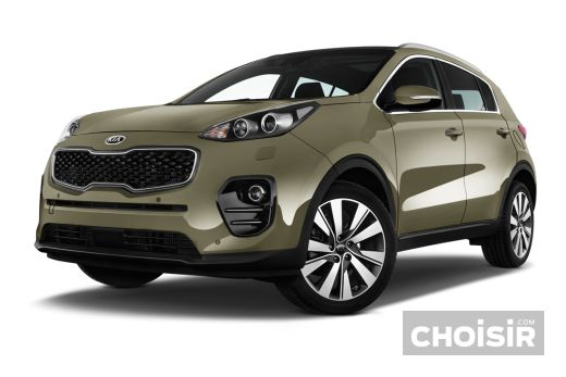 kia sportage 1 6 gdi 132 isg 4x2 motion prix consommation caract ristiques. Black Bedroom Furniture Sets. Home Design Ideas
