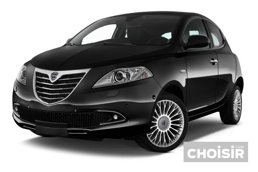 lancia ypsilon 0 9 twinair 85 ch stop start black red prix consommation caract ristiques. Black Bedroom Furniture Sets. Home Design Ideas