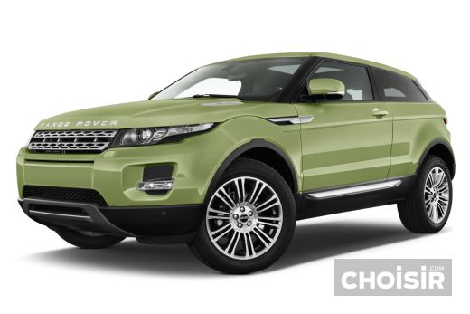 land rover evoque coupe ed4 pure prix consommation caract ristiques. Black Bedroom Furniture Sets. Home Design Ideas