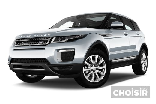 land rover range rover evoque ed4 150 bvm se prix consommation caract ristiques. Black Bedroom Furniture Sets. Home Design Ideas