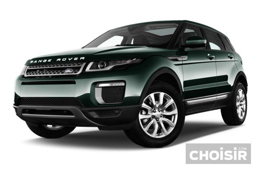 land rover range rover evoque ed4 150 bvm pure prix consommation caract ristiques choisir. Black Bedroom Furniture Sets. Home Design Ideas