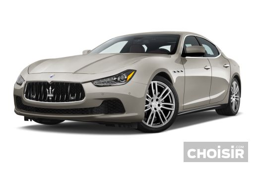 maserati ghibli 3 0 v6 275 d a prix consommation caract ristiques. Black Bedroom Furniture Sets. Home Design Ideas