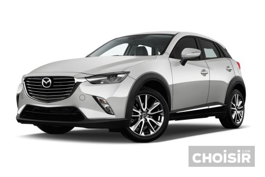 mazda cx 3 1 5l skyactiv d 105 4x4 s lection a prix consommation caract ristiques choisir. Black Bedroom Furniture Sets. Home Design Ideas