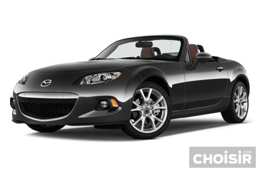 mazda mx 5 1 8 mzr shizuka prix consommation caract ristiques. Black Bedroom Furniture Sets. Home Design Ideas