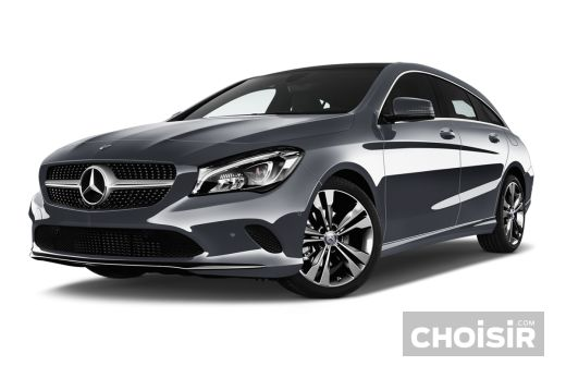 mercedes benz classe cla shooting brake 220 7 g dct a4matic sensation prix consommation. Black Bedroom Furniture Sets. Home Design Ideas