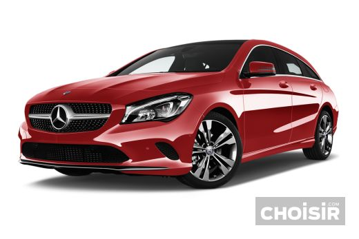 mercedes benz classe cla shooting brake 220 d 7 g dct a. Black Bedroom Furniture Sets. Home Design Ideas