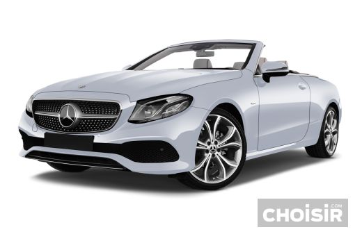 MERCEDES-BENZ CLASSE E CABRIOLET 220 d 9G-Tronic 4-Matic Fascination