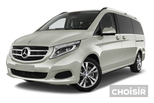 MERCEDES-BENZ CLASSE V 200 d 4Matic Compact Fascination A