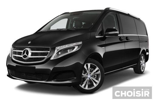 MERCEDES-BENZ CLASSE V 220 d Compact Fascination