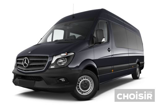 MERCEDES-BENZ SPRINTER COMBI 316 ESSENCE 37S 4x2 A