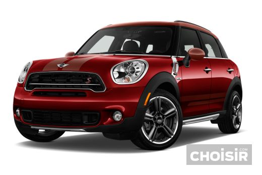 mini countryman 184 ch cooper s pack red hot chili ii prix consommation caract ristiques. Black Bedroom Furniture Sets. Home Design Ideas