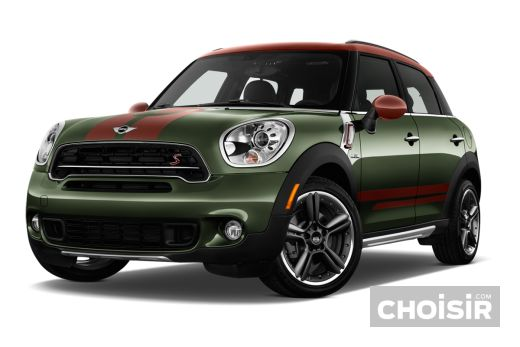 mini countryman 190 ch all4 cooper s finition john cooper works prix consommation. Black Bedroom Furniture Sets. Home Design Ideas