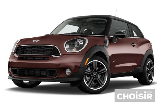 mini paceman 112 ch cooper d a prix consommation caract ristiques. Black Bedroom Furniture Sets. Home Design Ideas