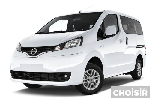 nissan evalia 1 5 dci 110 connect edition 7pl prix consommation caract ristiques. Black Bedroom Furniture Sets. Home Design Ideas