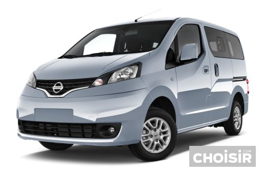 nissan evalia 1 5 dci 110 acenta 7pl prix consommation caract ristiques. Black Bedroom Furniture Sets. Home Design Ideas