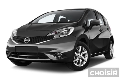 nissan note 1 5 dci 90 tekna prix consommation caract ristiques. Black Bedroom Furniture Sets. Home Design Ideas