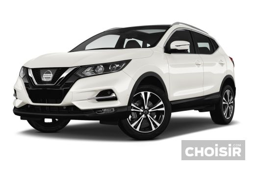 nissan qashqai 1 5 dci 110 n vision prix consommation caract ristiques. Black Bedroom Furniture Sets. Home Design Ideas