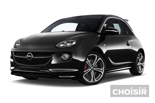 opel adam 1 4 twinport 87 ch s s unlimited prix consommation caract ristiques. Black Bedroom Furniture Sets. Home Design Ideas