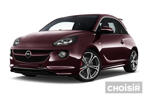 opel adam 1 4 twinport 87 ch s s glam prix consommation caract ristiques. Black Bedroom Furniture Sets. Home Design Ideas