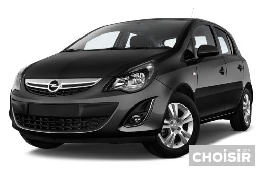 opel corsa 1 4 100 ch twinport graphite prix consommation caract ristiques. Black Bedroom Furniture Sets. Home Design Ideas