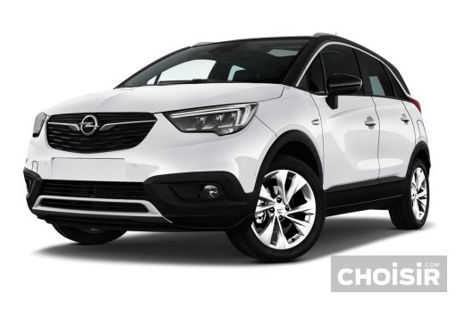 opel crossland x 1 2 81 ch edition prix consommation caract ristiques. Black Bedroom Furniture Sets. Home Design Ideas