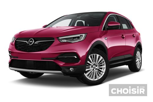 opel grandland x 1 2 turbo 130 ch bva6 innovation prix consommation caract ristiques. Black Bedroom Furniture Sets. Home Design Ideas