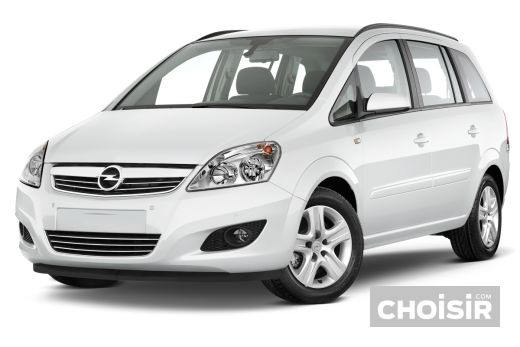 opel zafira 1 8 140 ch connect pack prix consommation caract ristiques. Black Bedroom Furniture Sets. Home Design Ideas
