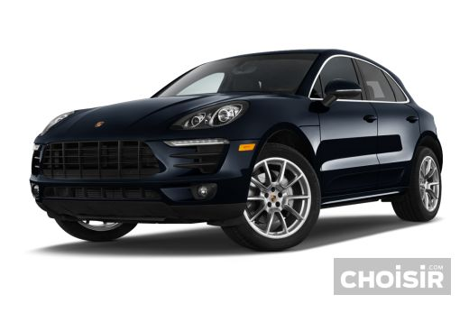 porsche macan turbo 3 6 v6 400ch pdk prix consommation caract ristiques. Black Bedroom Furniture Sets. Home Design Ideas