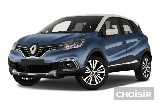 RENAULT CAPTUR dCi 110 Energy Intens