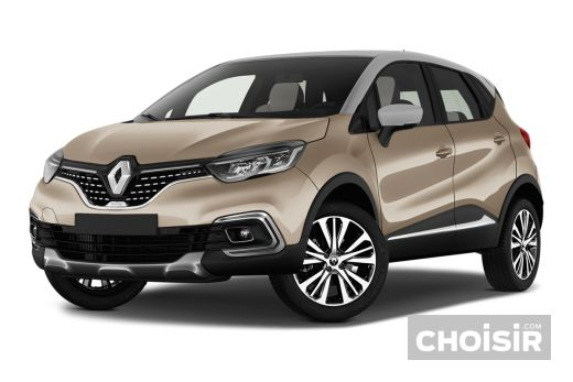 RENAULT CAPTUR dCi 90 Energy EDC Intens